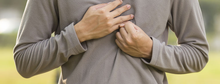 Chiropractic Treatment for Heartburn