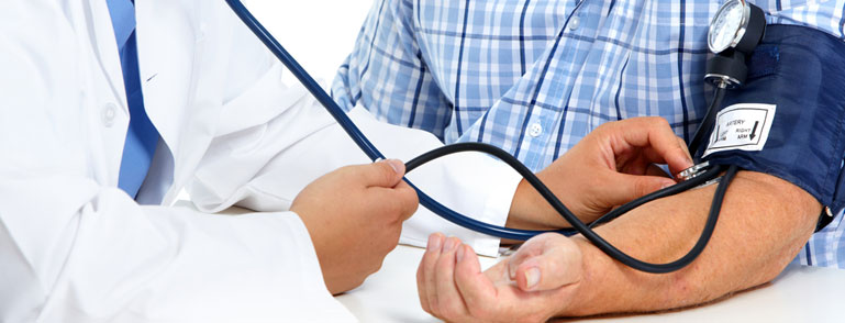 Chiropractic Treatment for High Blood Pressure
