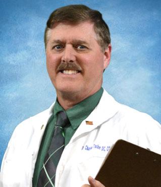 Dr. Charles Tucker
