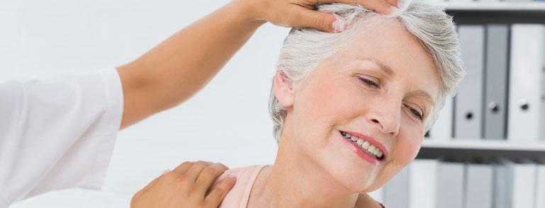 Chiropractic Treatment for Seniors